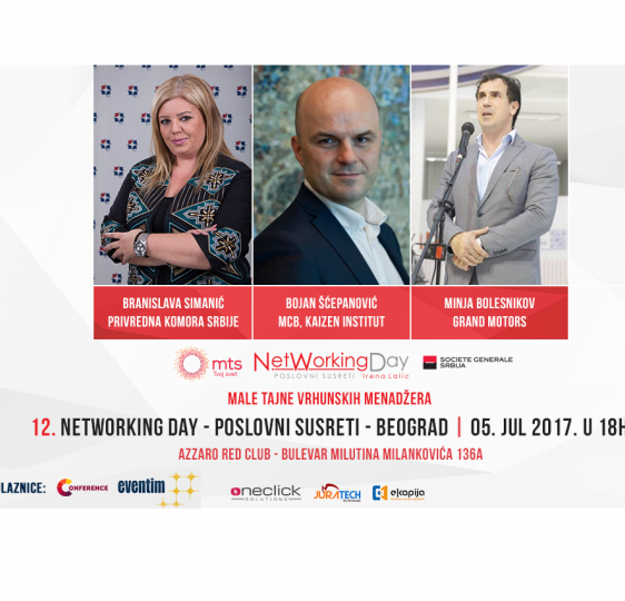 12. NetWorking Day - Poslovni susreti, Beograd