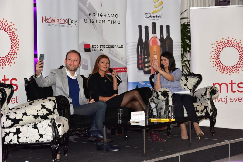 13. NetWorking Day - Poslovni susreti, Beograd, Azzaro Red Club