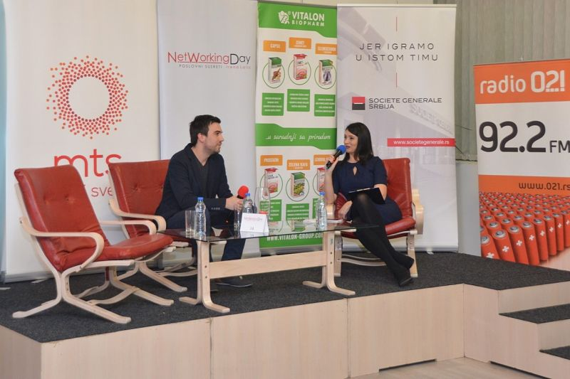 14. NetWorking Day - Poslovni susreti, Novi Sad, Master centar