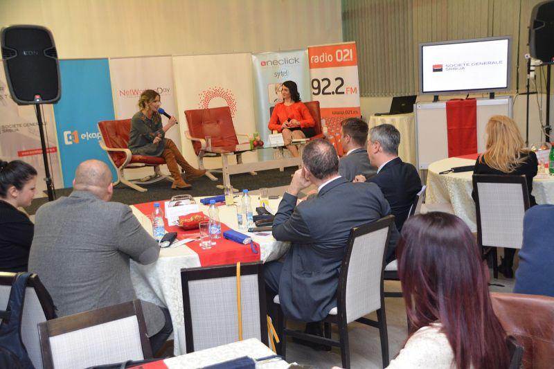 16. NetWorking Day - Poslovni susreti, Novi Sad, Master centar