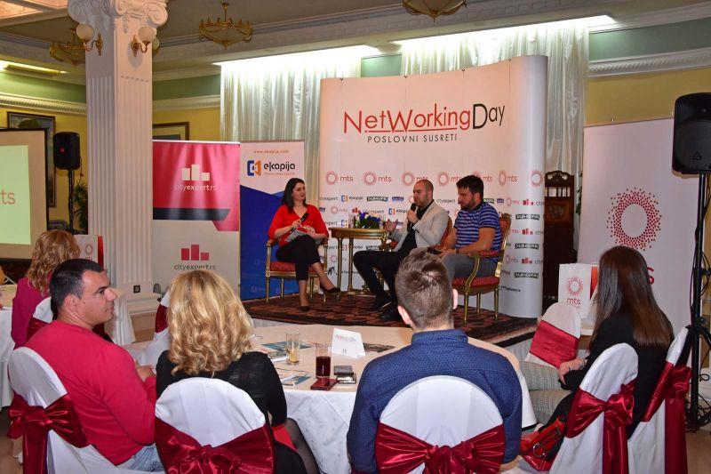 19. NetWorking Day - Poslovni susreti, Beograd, Vila Jelena
